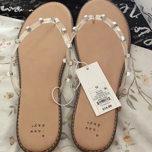 A new day solan sandals